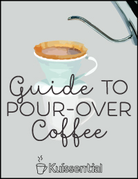 Kuissential Pour Over Manual Drip Coffee Guide