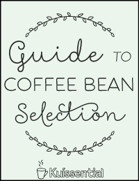 Kuissential Coffee Bean Guide