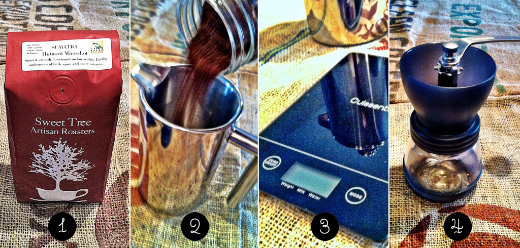 Kuissential French Press Preparation Image