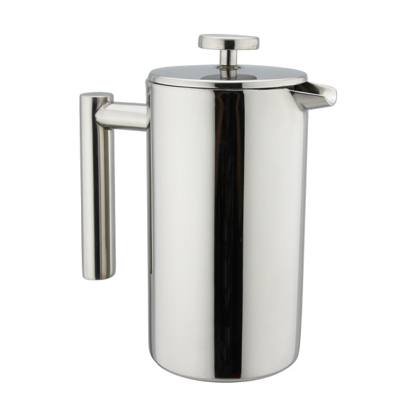 8 Cup Stainless Steel French Press Kuissential