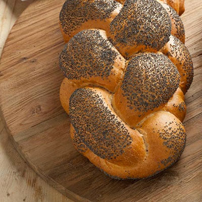 Challah Bread Recipe from Kuissential: Kitchen & Coffee