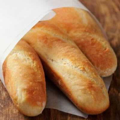 French Bread Recipe from Kuissential: Kitchen & Coffee