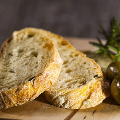 Italian Bread Recipe from Kuissential: Kitchen & Coffee