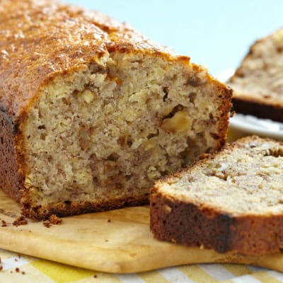 Banana Bread Recipe from Kuissential: Kitchen & Coffee