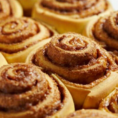 Cinnamon Roll Dough Recipe from Kuissential: Kitchen & Coffee