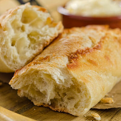 French Baguette Dough Recipe from Kuissential: Kitchen & Coffee