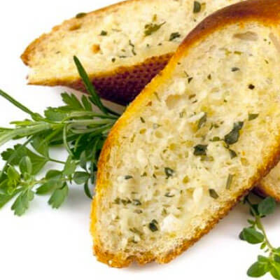 Rapid Rise Garlic Bread Recipe from Kuissential: Kitchen & Coffee