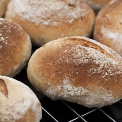 Parker Rolls Dough Recipe from Kuissential: Kitchen & Coffee