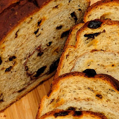 Gluten Free Raisin Bread Dough Recipe from Kuissential: Kitchen & Coffee