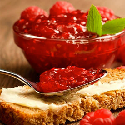 Raspberry Jam Recipe from Kuissential: Kitchen & Coffee