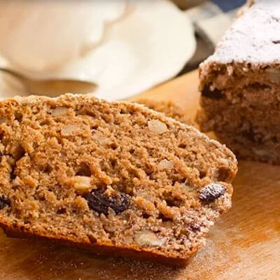 Raisin Whole Wheat Bread Recipe from Kuissential: Kitchen & Coffee
