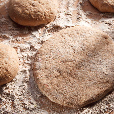 Whole Wheat Pizza Dough Recipe from Kuissential: Kitchen & Coffee